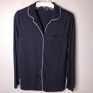3 FOR $15 GAP Button up Pajama Top